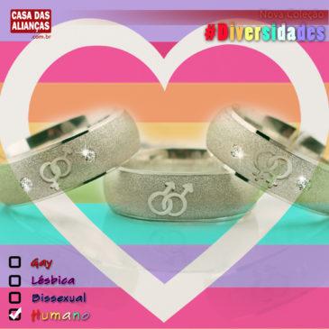 Alianças para casais LGBT