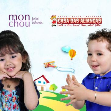 Joias Infantis Mon Chou