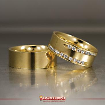 A importância do certificado para suas alianças de ouro