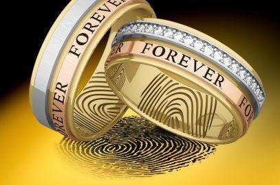O amor eterno e suas digitais
