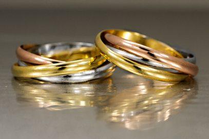 Os três tipos de ouro