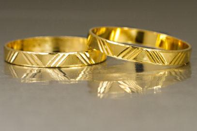 Por que a aliança de casamento é dourada?
