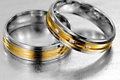 Ouro branco para o casório