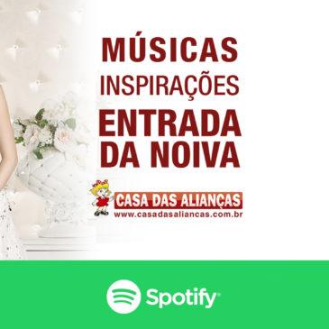 74 Músicas Incríveis para Entrada da Noiva – Inspire-se!