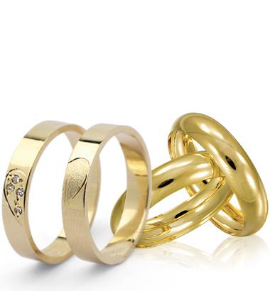 Alianças de Casamento na Casa das Alianças