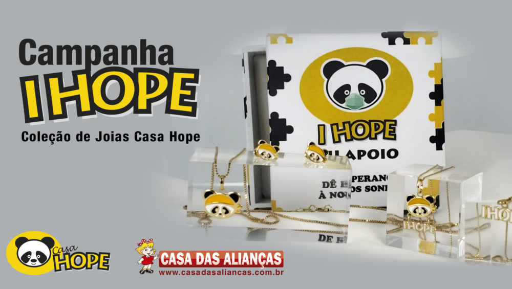 Joias Casa HOPE