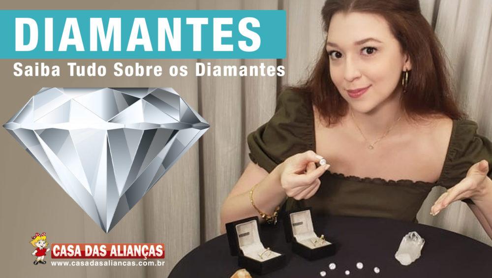 Tudo Sobre os Diamantes